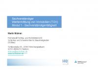 SV-Wertermittlung-Modul1Tag2